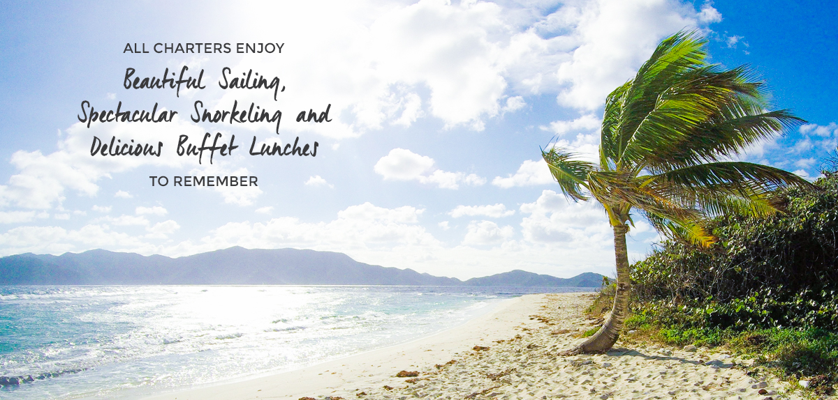 Beautifu Sailing, Spectacular Snorkeling and Delicious Buffet Lunch