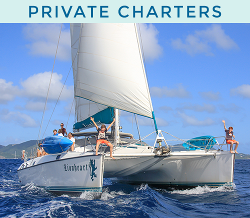 Private Day Sail Charters